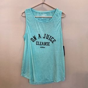 NWT Marc New York Graphic Tank